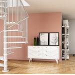 Choisir un escalier quart tournant sur mesure